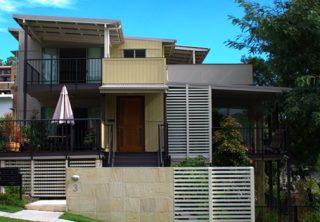 St Lucia – Four-unit development