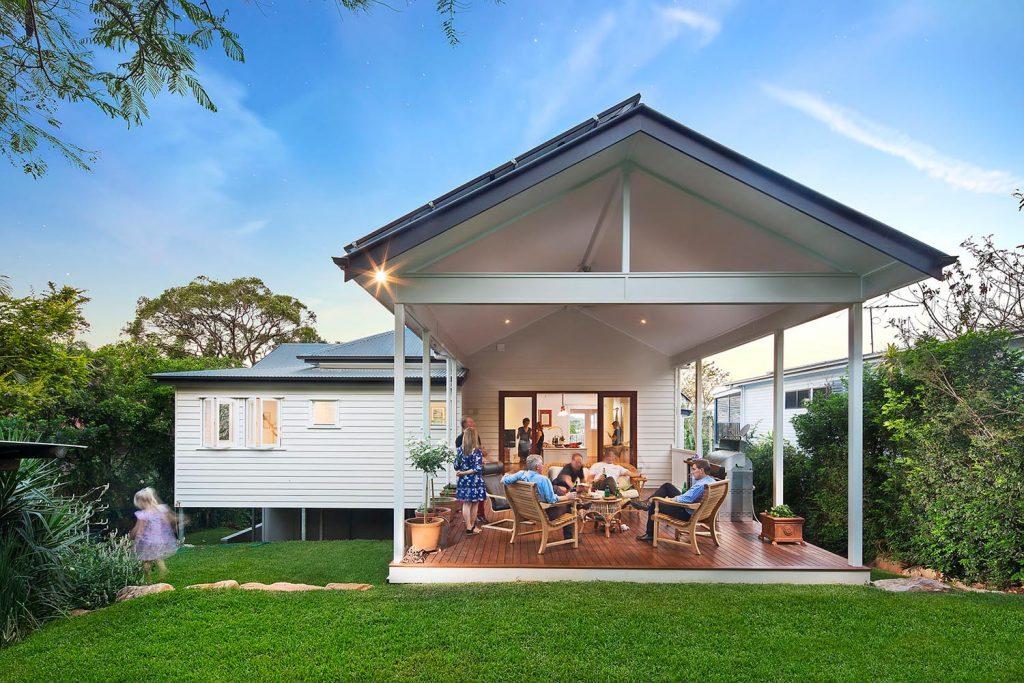 Mitchelton Project Image - Queenslander Renovation Architecture