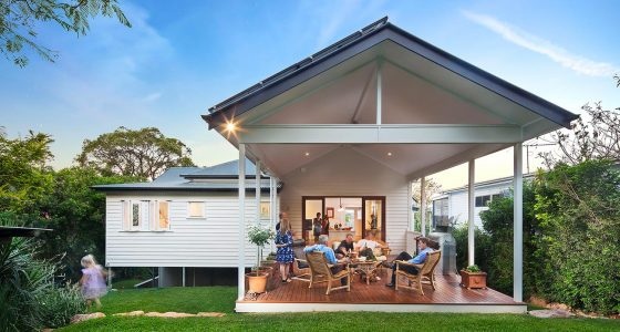 Mitchelton Project Image - Queenslander Renovation Architecture