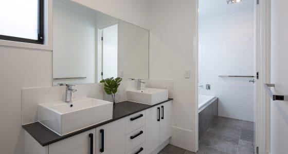 Small Lot Architecture master bathroom design Graceville Brisbane