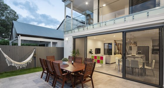small lot architecture projects in brisbane's graceville