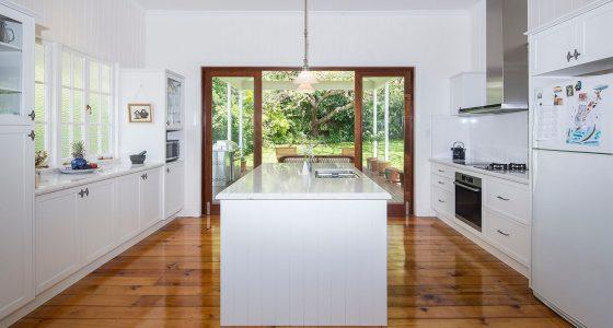 Kitchen renovation by Placemate Architects Brisbane