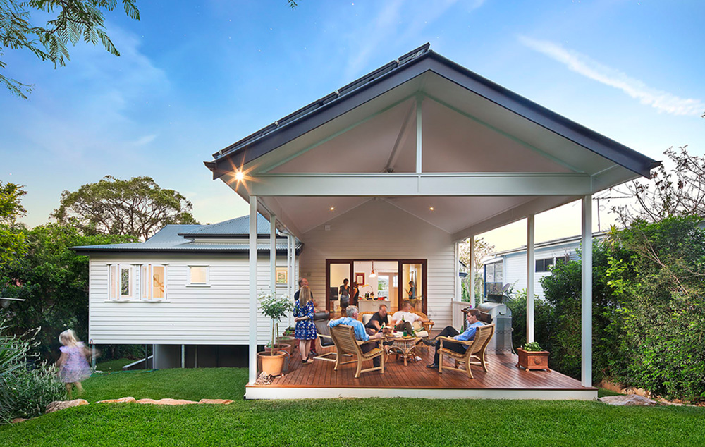 queenslander renovation